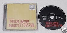 MILES DAVIS QUINTET:CD-MEJOR DE ORIGINAL COMO NUEVO EX