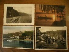 Lotto 10 Cartoline Lago d'Iseo, Colori e in Bianco e Nero