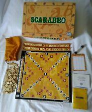 Scarabeo EG 1996 Editrice Giochi da tavolo vintage Giochi parole parola words