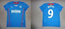 Taille :14 (L) Glasgow Rangers Femmes Maillot de Football FC