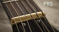 USA MADE - GeetarGizmos SLOTTED BRASS GUITAR NUT made for PRS Electric Guitar