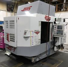 HAAS HS-1RP Horizontal Machining Center, Full 4th, Gearbox, Spindle Coolant