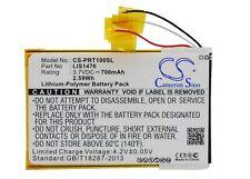 Cameron Sino 700mAh Battery For Sony PRS-T1,PRS-T2,PRS-T3,PRS-T3E,PRS-T3S