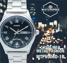 Casio Men's Standard Analog Watch MTPV006D-1B MTP-V006D-1B
