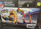 Green Bay Packers NFL Stunt Racers Inertia Powered Cars & Track Set NIB