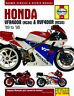 Reparaturhandbuch / -anleitung Honda VFR400 (NC30) & RVF400 (NC35) 1989 - 1998