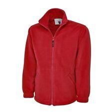 Uneek Classic Zip Micro Fleece Jacket Anti Pill Unisex Zip Up Top (UC604)