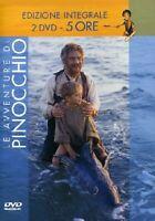 Le Avventure Di Pinocchio - Versione Integrale [2 Dvd] SAN PAOLO