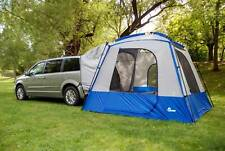 Napier Outdoors Sportz 84000 5 Person SUV Tent with Screen Room in Blue & Grey
