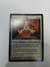 Eight-and-a-Half-Tails FOIL Italian MTG Champions of Kamigawa Heavy played