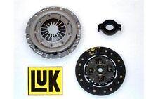 LUK Kit de embrague 240mm BMW Serie 5 X5 7 8 624 3296 00