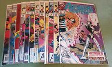 Avengers West Coast #91-102 (1985, Marvel)