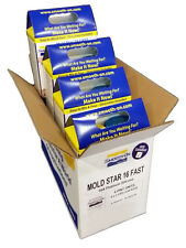 BULK LOT! Smooth-On MOLD STAR 16 FAST Set 30 mins -1 Gallon Total Silicone