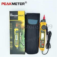 PEAKMETER MS8211 Digital Multimeter Pen Type Meter DC AC Voltage Current Tester
