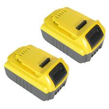 2x Li-ion Batteria 4000mah 18v per DeWalt dcd785c2 dcf880hm2 dcf889l2 dcn690 dcs391b