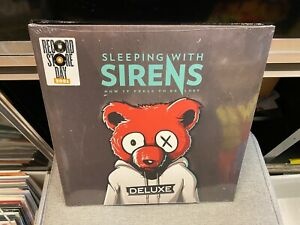 Sleeping With Sirens How It Feels To Be Lost Deluxe 2x LP COLOR wax RSD 2021 NEW