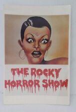Genuine Vintage Postcard Film Movie The Rocky Horror Picture Show Time Warp