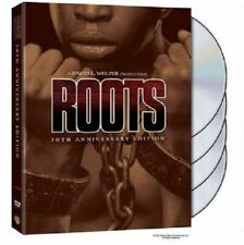 Roots Unedited Complete Series 30th Anniversary Edition BRAND NEW 7-DISC DVD SET