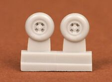 Sbs Model 1/72 Spitfire wheel set (4-spoke) For Mk. Vii. - Xvi. - Sbs72027