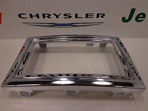 05-07 Chrysler 300 New Gear Shift Shifter Trim Ring Chrome Mopar Factory OEM