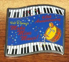 Disney Make Mine Music 60th Anniversary 06' Limited Edition Official Trading Pin