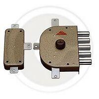 serratura di sicurezza Dx CR 3300 serrature antifurto con cilindro a pompa