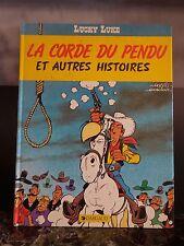 Lucky Luke La corde du pendu Morris Dargaud 1985 ARTBOOK by PN