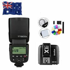 AU Godox TT600S 2.4G Flash Speedlite+X1T-S Trigger For Sony Camera A7II/A7/A7R