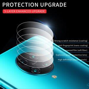 3x Pellicola Fotocamera Protezione Vetro Temperato per il Poco F2 Pro
