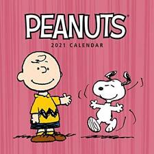 Peanuts 2021 Square Wall Calendar New Calendar Book