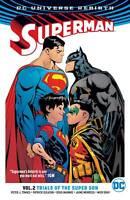 Superman Volume 2 Trials of the Super Son GN Tomasi Mahnke DC Rebirth New NM