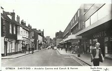 Kent Postcard - Dartford - Arndale Centre and Coach & Horses  BH2648