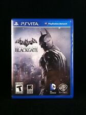 Batman: Arkham Origins -- Blackgate (PS Vita, 2013) Brand New / Factory Sealed /
