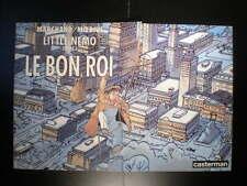PLV Moebius Marchand Little Némo Le bon roi
