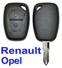 Coque PLIP Télécommande Clé Renault Trafic Kangoo Opel Master Vivaro
