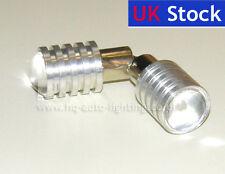2 X cree Q5 5W Alta Potencia LED P21W 1156 382 BA15s Bombilla inversa de cola de parada Ajuste BMW