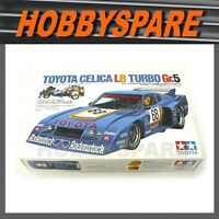 TAMIYA 1/24 TOYOTA CELICA LB GROUP 5 TURBO RA23 MODEL CAR KIT JDM 24007
