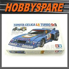 TAMIYA 1/24 TOYOTA CELICA LB GROUP 5 TURBO RA23 MODEL KIT JDM T24007