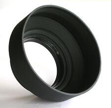 Multi angle 49mm combi Parasoleil grand angle au téléobjectif