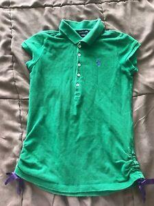Ralph Lauren Shirt Size 8/10 Great Condition!