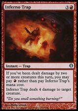 MTG Magic - (U) Archenemy - Inferno Trap - SP
