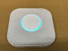 Google Nest 2nd Gen Protect Smoke and Carbon Monoxide Alarm 06A - White
