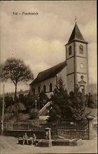 Val Frankreich 1915 Kirche Soldaten Militaires Foto Emmerich Kriegsministerium
