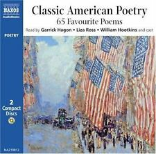 Classic American Poetry by Amy Lowell, Henry Wadsworth Longfellow, Robert...