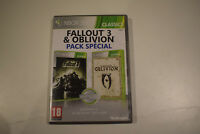 pack special fallout 3 the elder scolls 4 IV oblivion pal xbox 360 xbox360