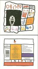 EDITION SPECIALE 2 CD COLLECTOR - PASCAL OBISPO : LES FLEURS DU BIEN /COMME NEUF