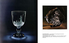 Steuben Glass Christmas Catalog with Price List 1976 BOWLS Paperweights VASES