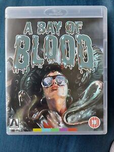 A Bay of Blood Bluray New Arrow Release Mario Bava