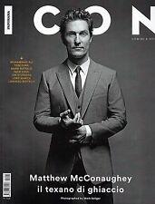 Icon.Matthew McConaughey,Jim Sturgess,Tom Ford,Mark Ruffalo,Muhammad Alì,tt2