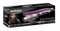 BaByliss iPro 230 Plancha de vapor para cabello Hidratado durante el alisado NEW